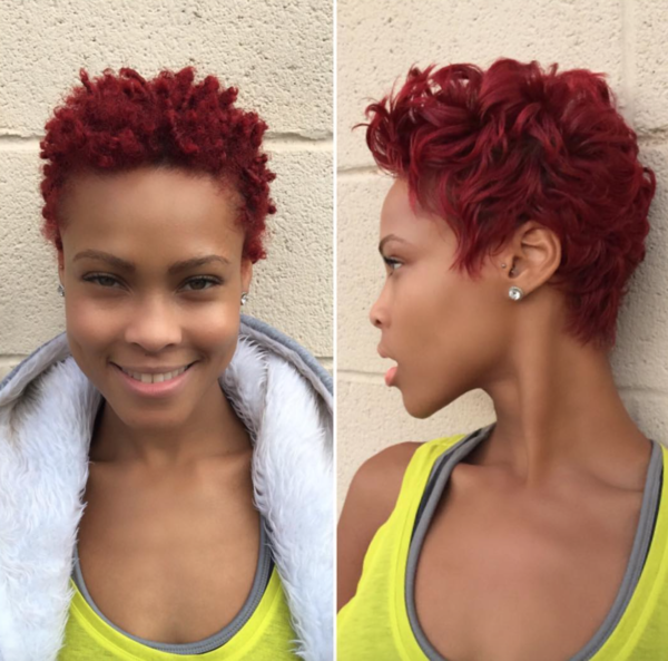 How To Get Short Natural Hair In A Ponytail