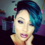 Dope cut and color @dolly_monroe