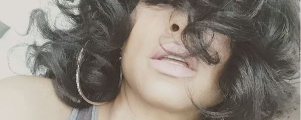Taraji P Henson Shares Sultry Photo Of Her Natural Hair On Instagram