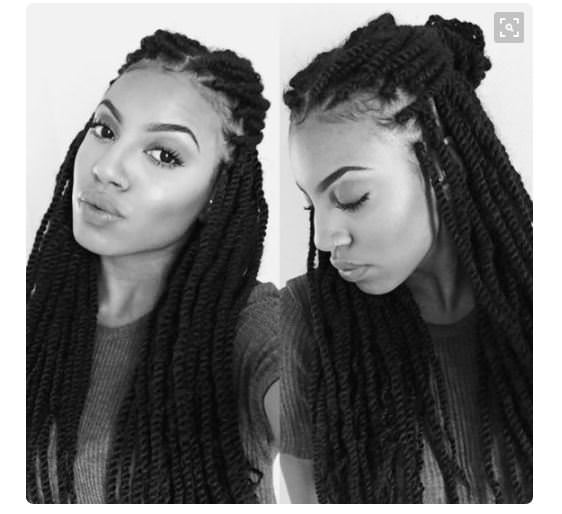 kinky twists 6