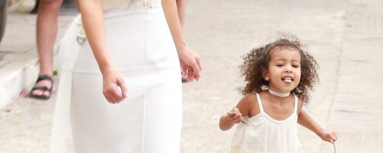 North West And Her Curls Are Making Headlines And Rightly So