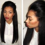 5 Bad Habits To Avoid When Growing Long Relaxed Hair
