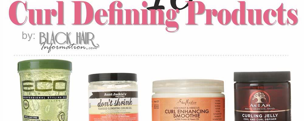 Best 10 Curl Defining Products