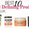 Best curl defining Products graphics