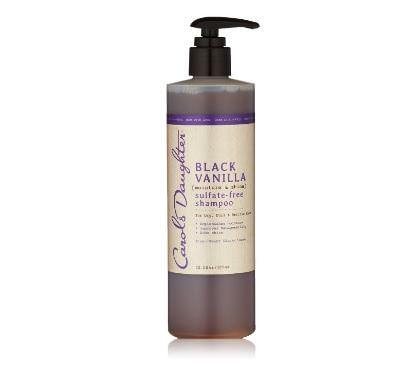 Carols Daughter Black Vanilla Moisture & Shine Sulfate-Free Shampoo