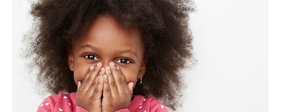 My Daughter's Crown Hair Is Dry, Short and Tangled And Here Is Why