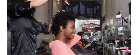 My First New York Natural Hair Salon Experience