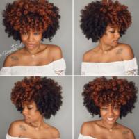 Beautiful curls! @dayelasoul