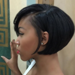 Perfect summer bob via @salonchristol