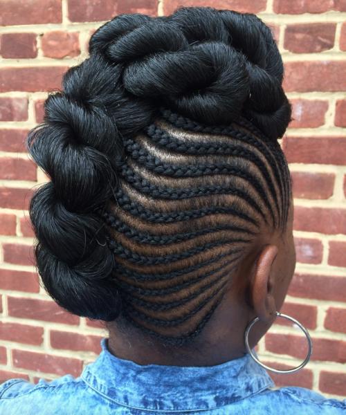 Dope Style By Kiakhameleon Black Hair Information
