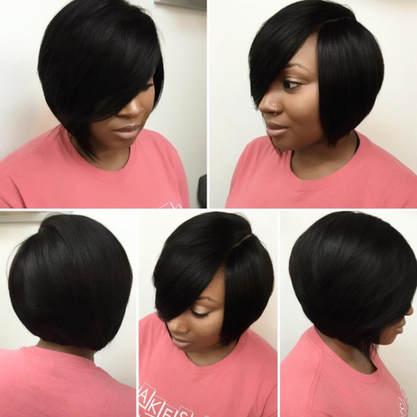 Clean Full Sew In By Hairbylatise Black Hair Information