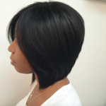Simple yet beautiful by @hairbylatise