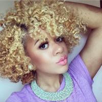 Beautiful blonde curls @ravishing_tresses