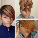 Dope cut and color via @a4hairjenk