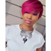 Dope cut and color via @thehairicon
