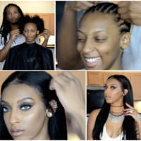 Watch This Father Of Three And Stylist Slay 6 Wig Looks Like No Other
