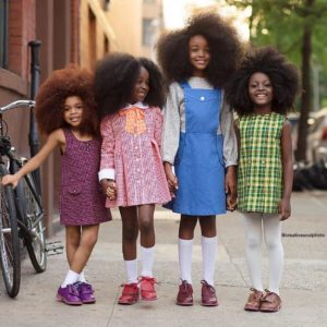 8 Little Girls Whose Hair And Style Are Killing It On Instagram [Gallery]