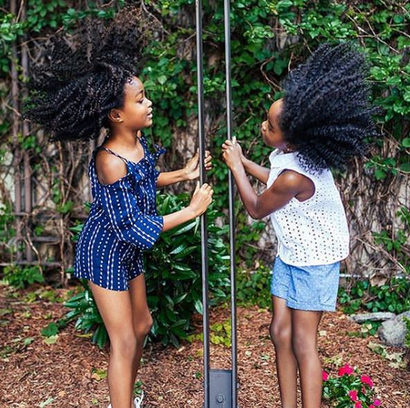 Black Girls Killing It Be: 8 Little Girls Whose Hair And Style Are Killing It On