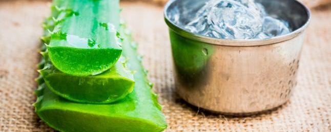 8 Ways To Incorporate Aloe Vera Gel Into Your Healthy Hair Regimen