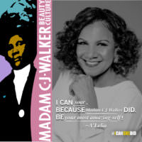 The #iCanSheDid Campaign By Madam C.J Walker Seeks Empower Women Through Memes