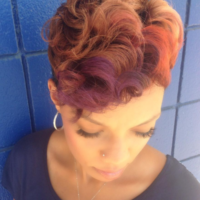 Nice color combo by @msklarie