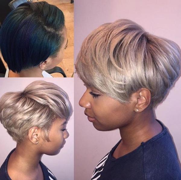 Love This Ash Blonde Transformation By Biencurls Black