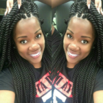 Gorgeous twists via @braidsbyguvia