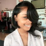 Super cute bob via @haircounselor