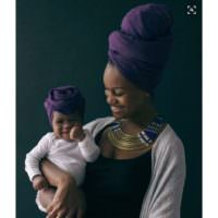 "These 10 Babies Rocking ""Baby Turbans"" Are The Cutest Thing Ever [Gallery]"