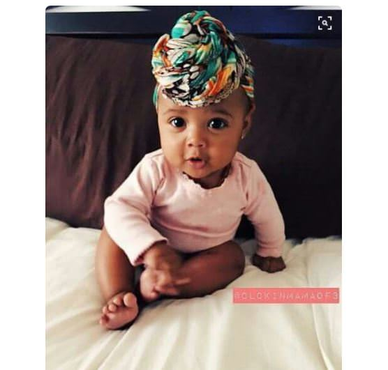 These 10 Babies Rocking Quot Baby Turbans Quot Are The Cutest