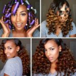 How To Do A Flexi-Rod Set From Start To Finish + Product Recommendations For Humidity