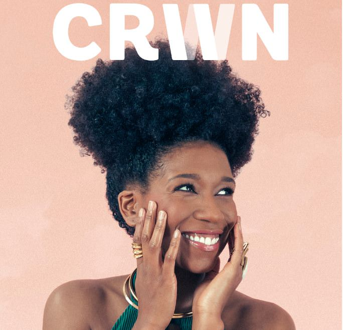 natural hair magazine crwn now has launched its first