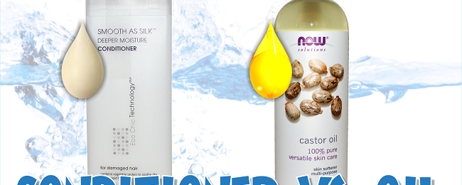 Pre-Pooing – Which Is Better, Conditioner Or Oil?