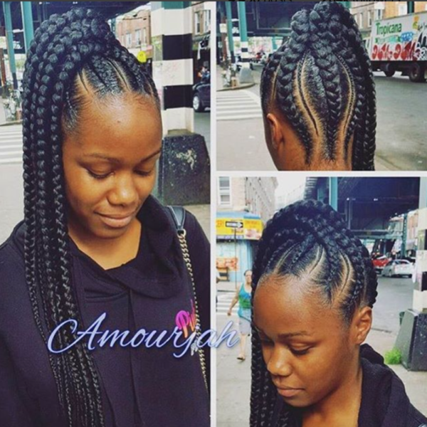 Cute Amourjah Black Hair Information