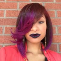 Fun color by @hairbychantellen