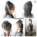 8 Simple Protective Styles For Little Girls Headed Back To School [Gallery]