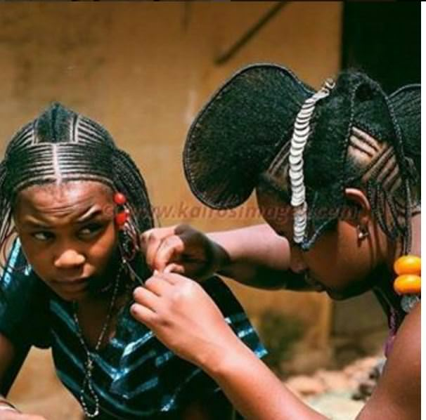 fulani sisters