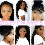 10 Styles For Weaves Wigs and Extensions [Video]