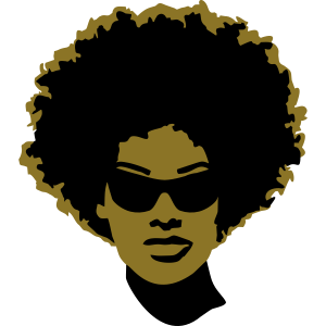 Fierce Afro T-shirts