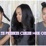 2 Ways to Preserve Curled Hair Overnight