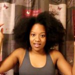 25 Minute Wash Day! | The BEST detangler for natural hair routine [Video]