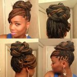 3 Easy Styles For Box Braids [Video]