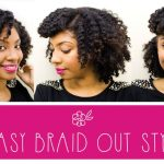 3 Styles For Braid Outs [Video]