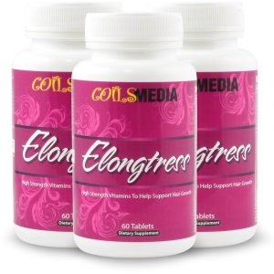 Elongtress Vitamins - 3 Month Supply