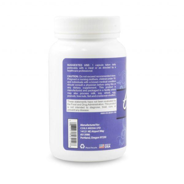Elongtress Biotin - 10,000mcg - 1 Bottle