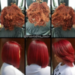 Nice transformation @mariedee_hair