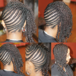 Cute twists via @eclectic_vibez