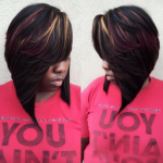 Love this bob by @thehairicon