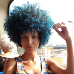 Cotton candy fro @eukamaleoa