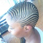 Mini braids by @kiakhameleon